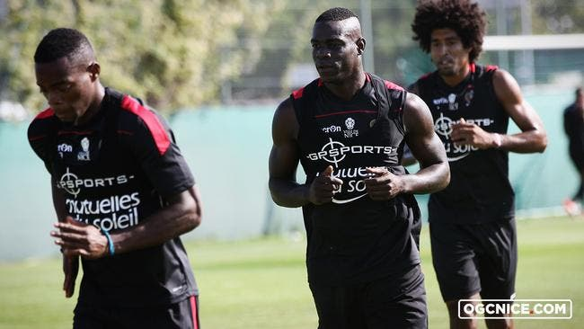 Nice: Avec Balotelli, le Gym prend déjà cher en Angleterre