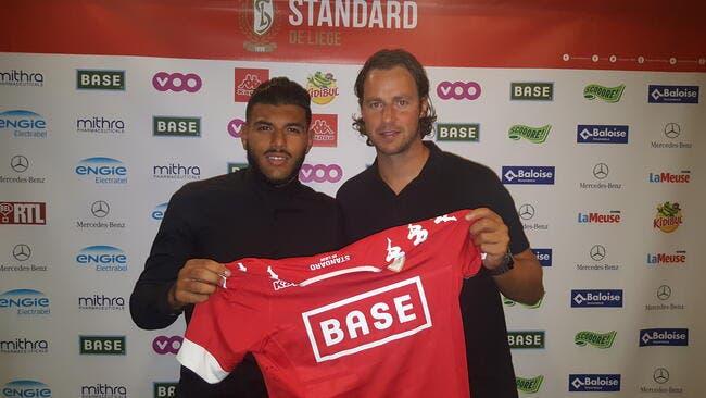 Officiel : Bahlouli quitte Monaco pour le Standard de Liège