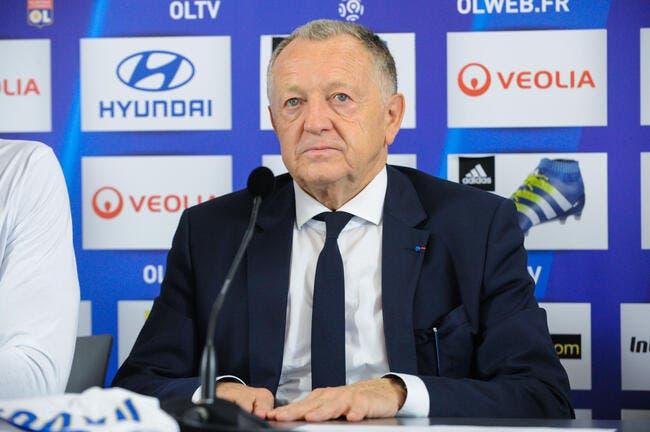 OL: Lyon n'a pas recruté, Aulas dit pourquoi