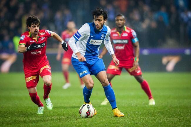 OM: Dégouté par Marseille, Okriashvili se propose en L1