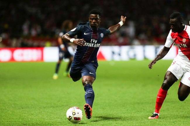 PSG : Aurier forfait pour le début de la LdC contre Arsenal ?