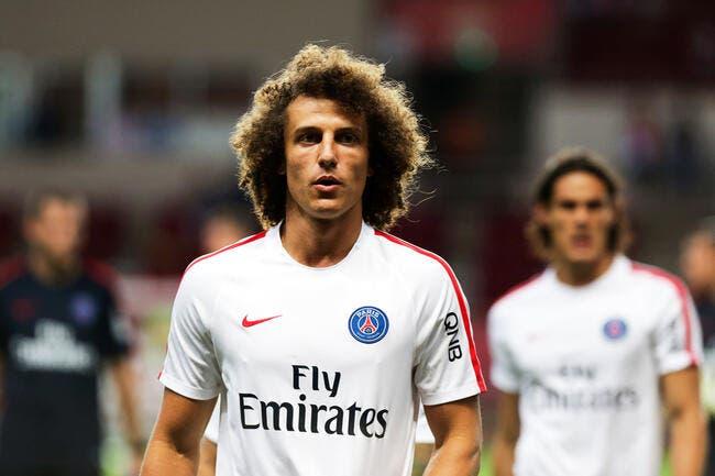 PSG: David Luiz est parti, Riolo lui taille un costard