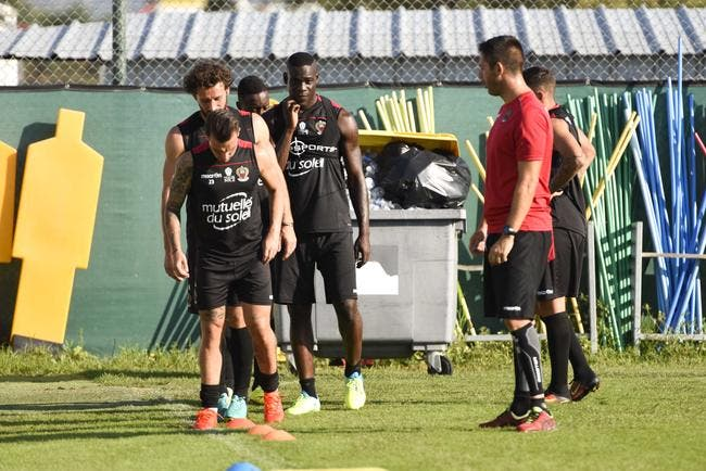Nice: Les boites, son avenir, Balotelli en opération séduction