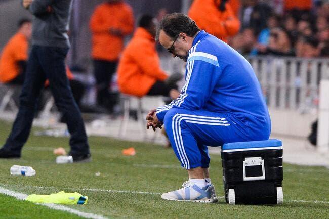 OM: La France du foot odieuse avec Bielsa accuse un coach