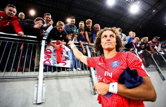 PSG: David Luiz bat un record historique en toute discrétion