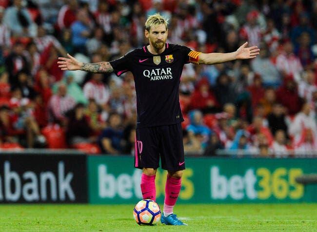 Liga : Lionel Messi fait trembler très fort le Barça