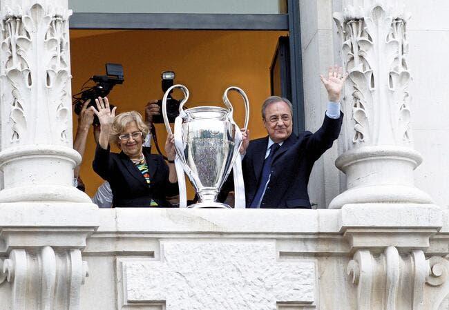 Real Madrid : La mairie réclame 20 ME au club