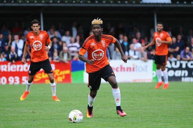Lorient : 20 ME pour Ndong, les Merlus ont eu la berlue