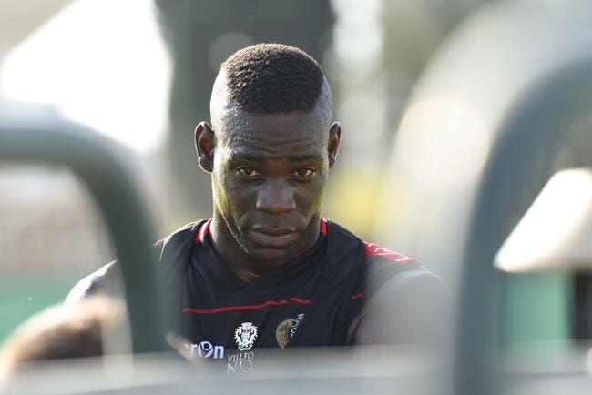 OGCN : Rivère a harcelé Raiola pour récupérer un Balotelli «en souffrance»