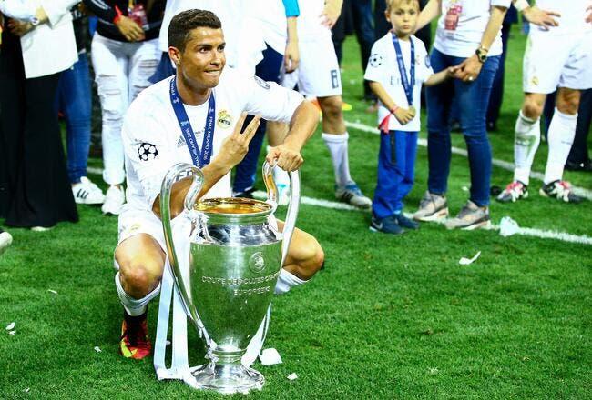 Real Madrid : Cristiano Ronaldo révèle son grand objectif de 2016-2017