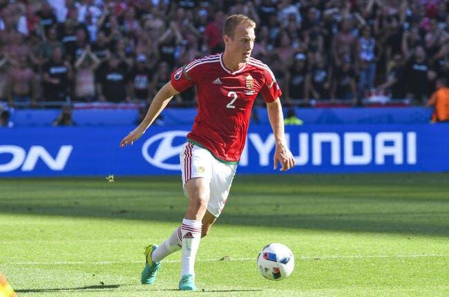 Officiel: Adam Lang à Dijon, la FIFA valide