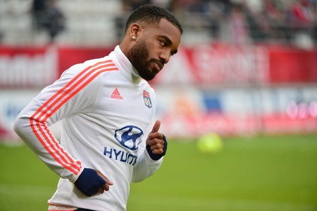 OL : Lacazette, Lopes, Ghezzal… Le point sur l'infirmerie