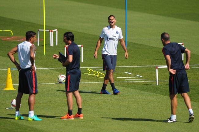 PSG: Unai Emery sans pitié avec Ben Arfa