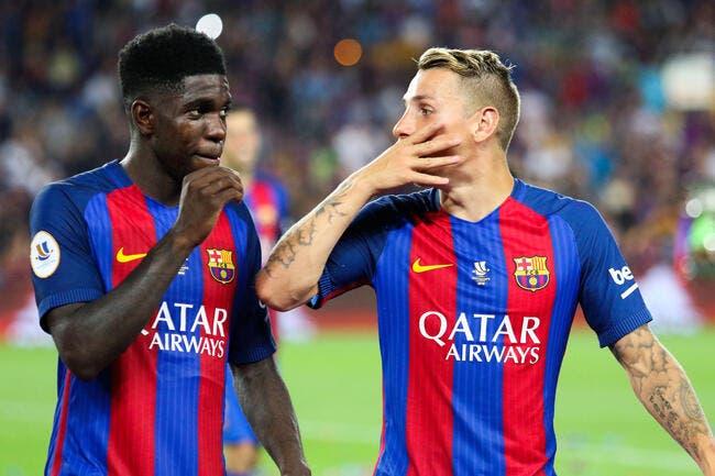Umtiti, Digne, quand le Barça compare ses recrues françaises