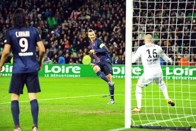 ASSE : Ibrahimovic n'est plus là, les Verts peuvent battre le PSG
