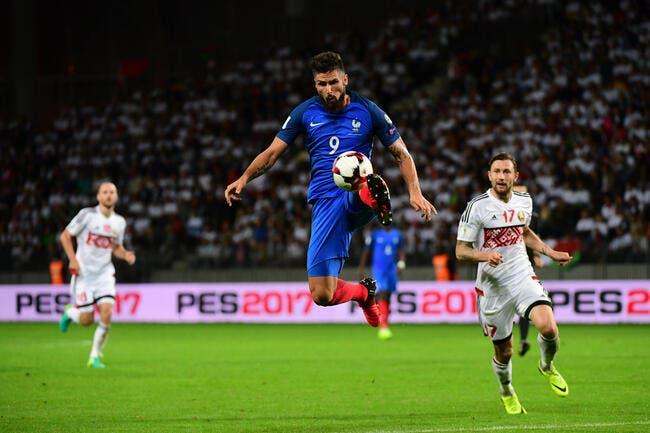 France: Martial, Giroud, Sissoko, les flops de Pierre Ménès