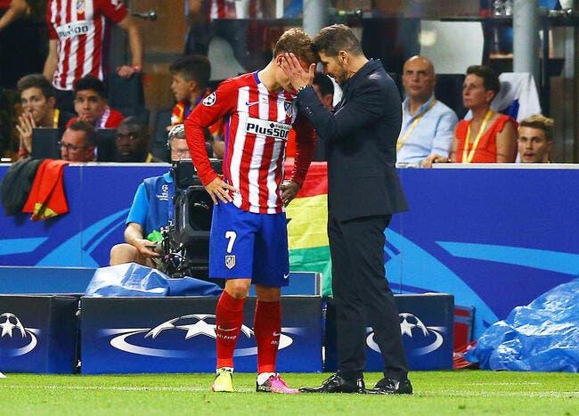 Atl. Madrid: Cristiano Ronaldo, Messi, comment Simeone rebooste Griezmann !