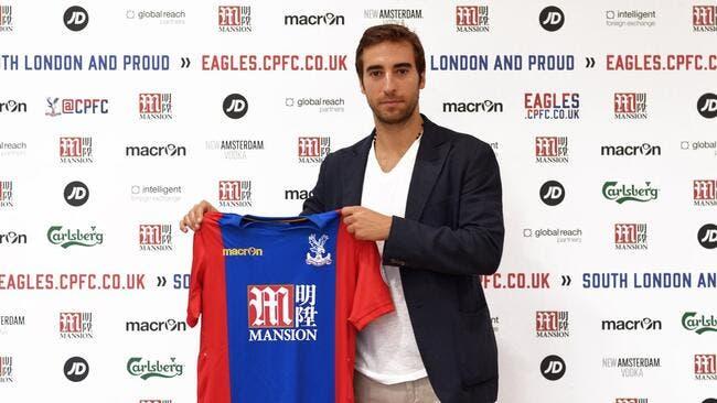 Officiel : Flamini signe à Crystal Palace