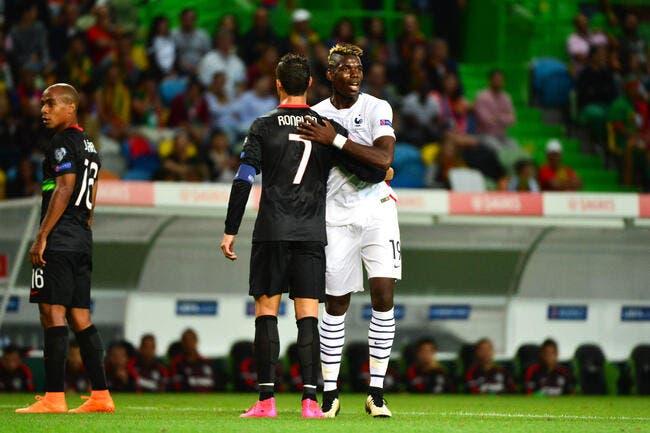Pogba plus fort que Cristiano Ronaldo, une star du mercato y croit
