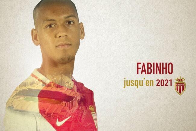 Officiel : Monaco prolonge le contrat de Fabinho !