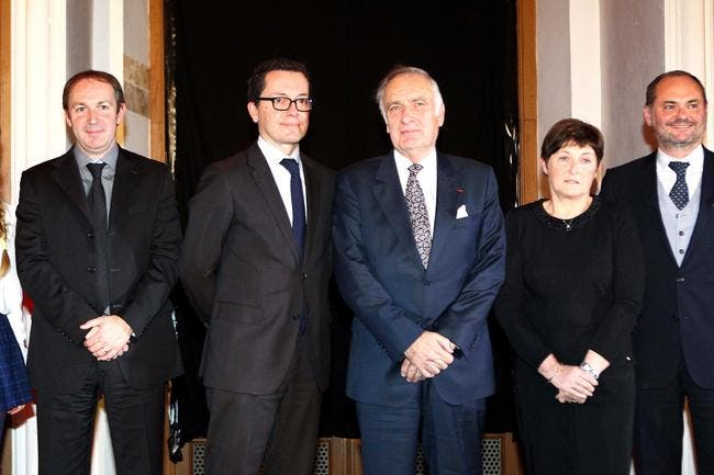 OM: Les premiers mots du nouveau président, Jacques-Henri Eyraud