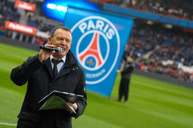 PSG : Sans les Ultras, le speaker du Parc des Princes s'ennuie
