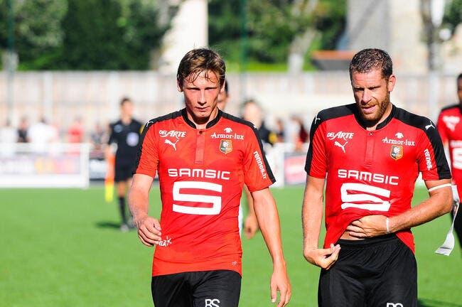 Rennes : Chantôme absent plusieurs mois sur blessure !