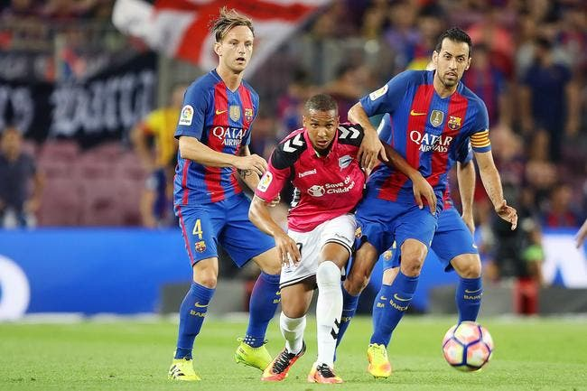 Barcelone - Alavés : 1-2