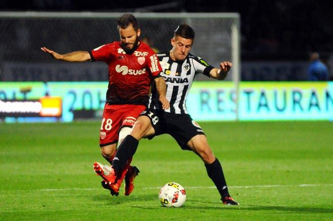 Dijon : Dall'Oglio ne sait pas comment son équipe a pu perdre ainsi