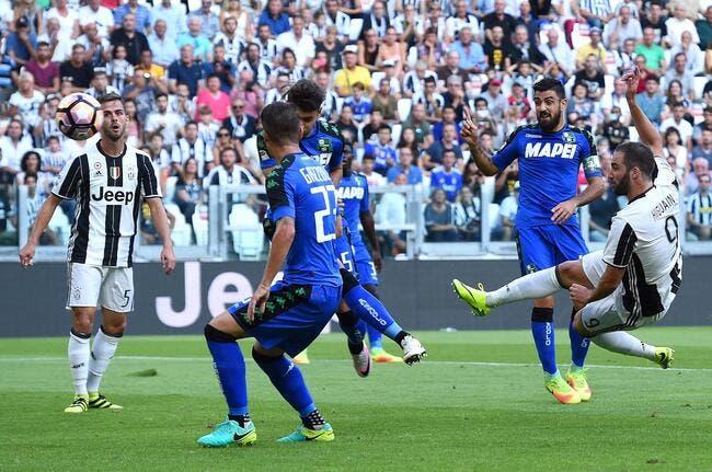 Juventus - Sassuolo : 3-1