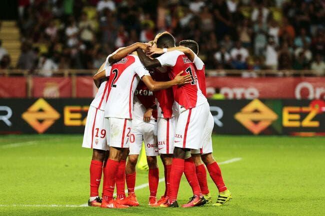 L1 : Monaco frappe très fort, Lorient coule à pic