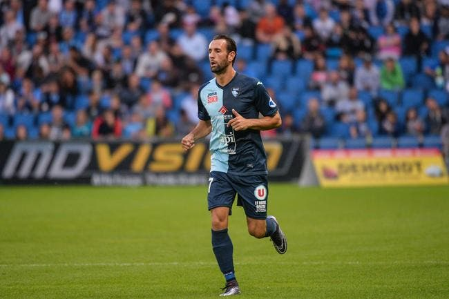 Le Havre - Valenciennes : 2-2