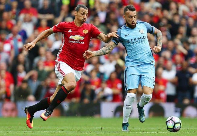 Man Utd - Man City : 1-2