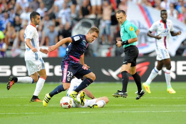 OL - Bordeaux : 1-3