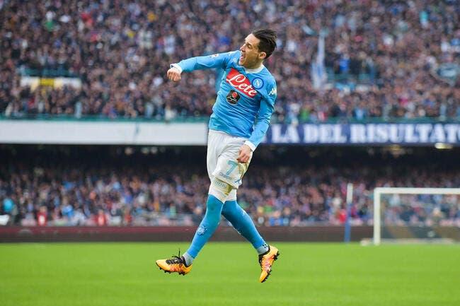 Palerme - Naples : 0-3