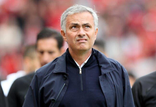 PL : Mourinho accuse et s'accuse après la défaite contre City