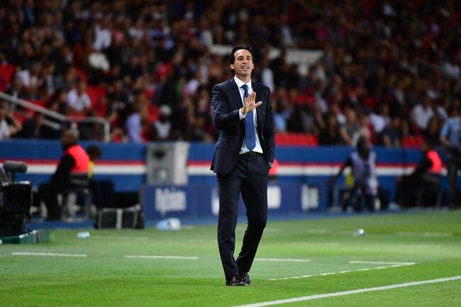 PSG : Emery est content de ne pas avoir perdu contre l'ASSE