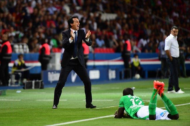 PSG : Quand Kluivert répond à : faut-il virer Emery ?