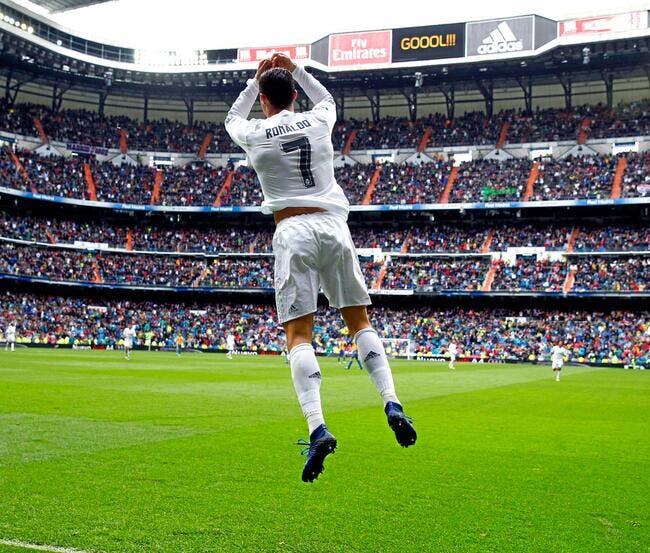 Real Madrid - Osasuna : 5-2