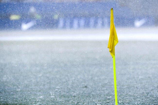 Italie: Un match interrompu, un autre abandonné