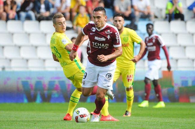 Nantes – Metz0-3