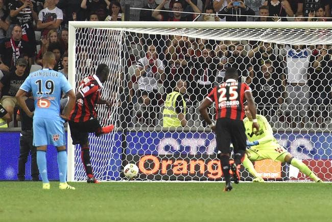 Balotelli et Nice font tomber l'OM dans un match fou !