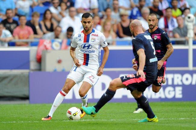OL : Ghezzal veut vite prolonger à Lyon, très vite même