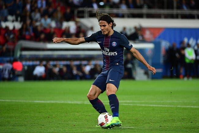 PSG : Avant de venir à Paris, Giroud juge le PSG et Cavani
