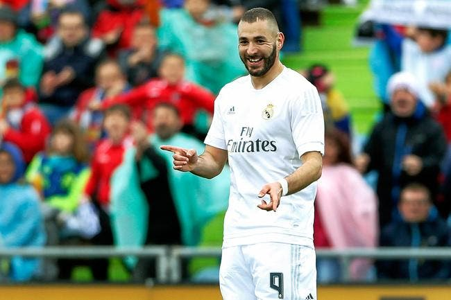 Real Madrid : Zidane fan numéro 1 de Benzema