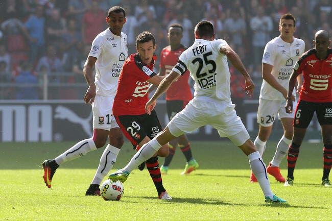 Rennes – Caen 2-0