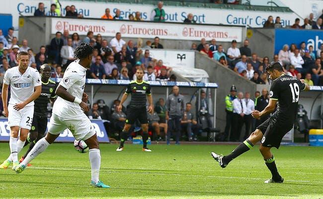 Swansea – Chelsea 2-2