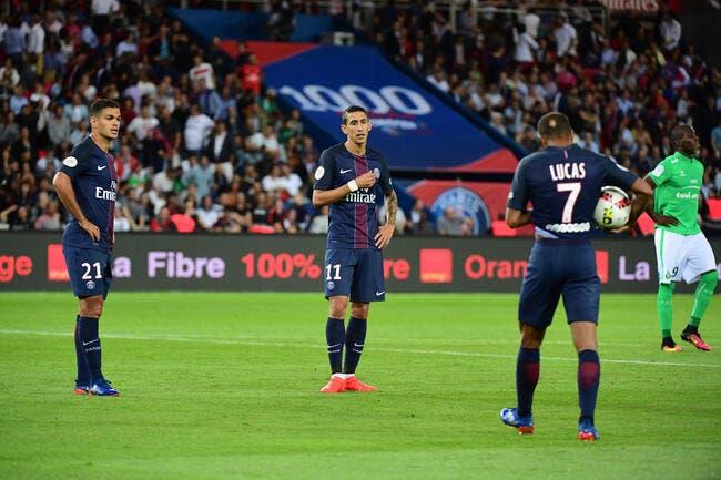 PSG: Kurzawa blessé, Ben Arfa écarté face à Arsenal ?
