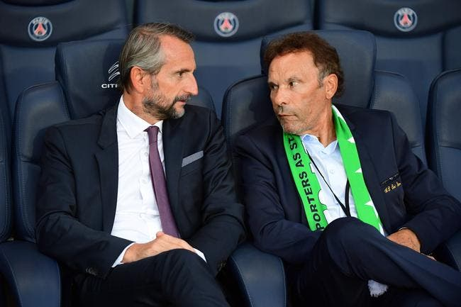ASSE : Romeyer inquiet par un Chaudron qui se vide, il égratigne le PSG