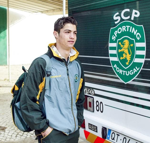 LDC : Faire revenir Cristiano Ronaldo, le rêve fou du Sporting